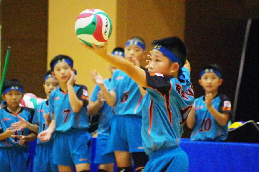 第2回宮崎県小学生バレーボール大会